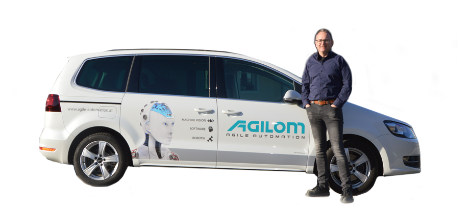Agilom, Agile Automation, Rainer Reisinger, Oberösterreich